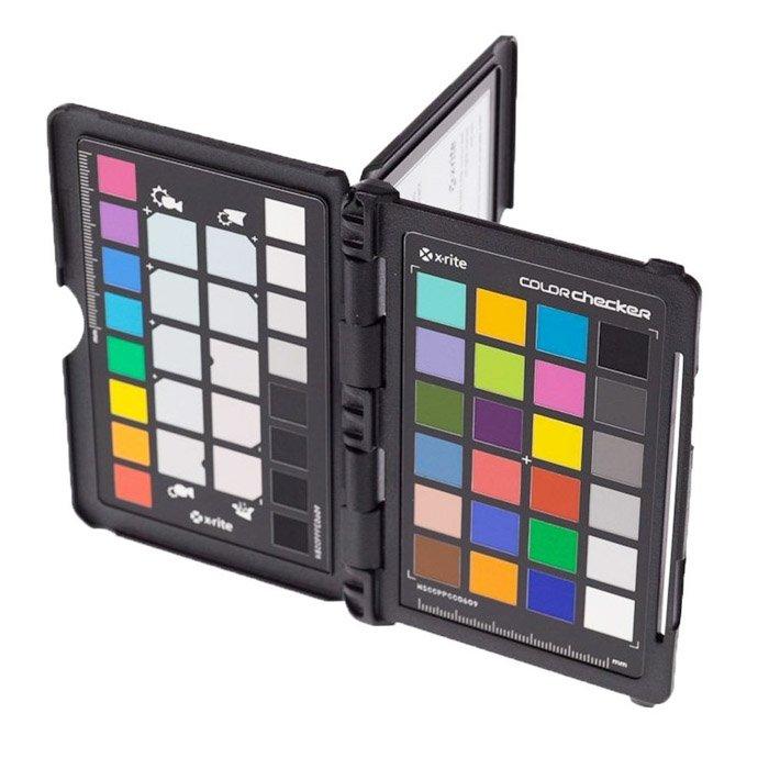 A colour checker