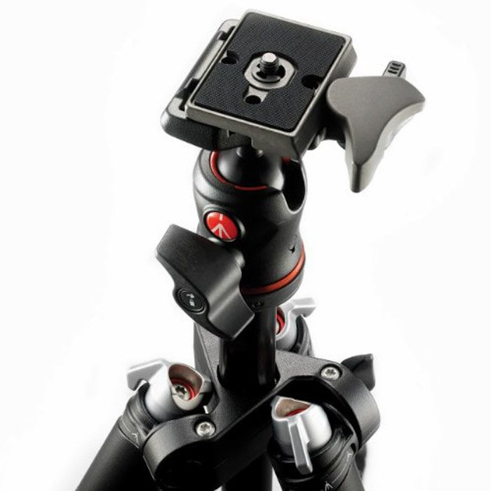 Manfrotto MKBFRA4-BH BeFree - best tripod for dslr