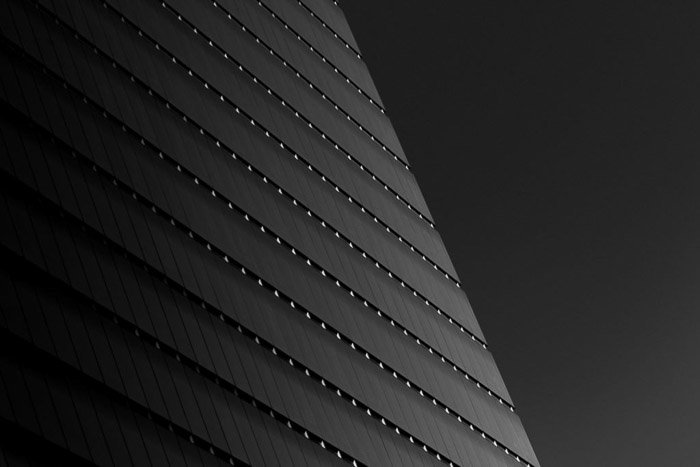 Fine Art Architecture Photography: Downtown. New York, USA