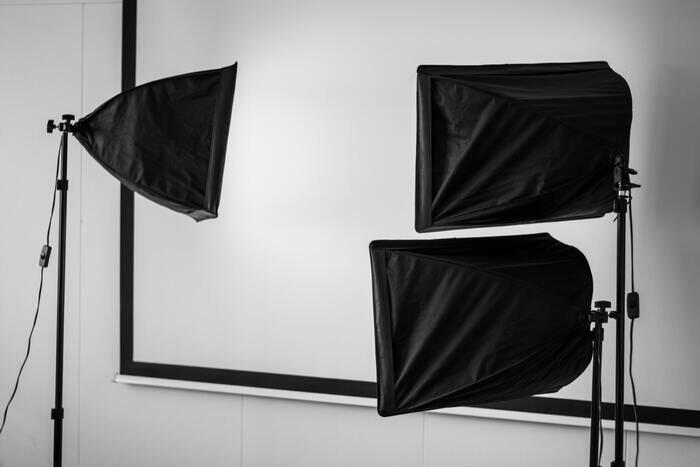 Photo of a photography studio