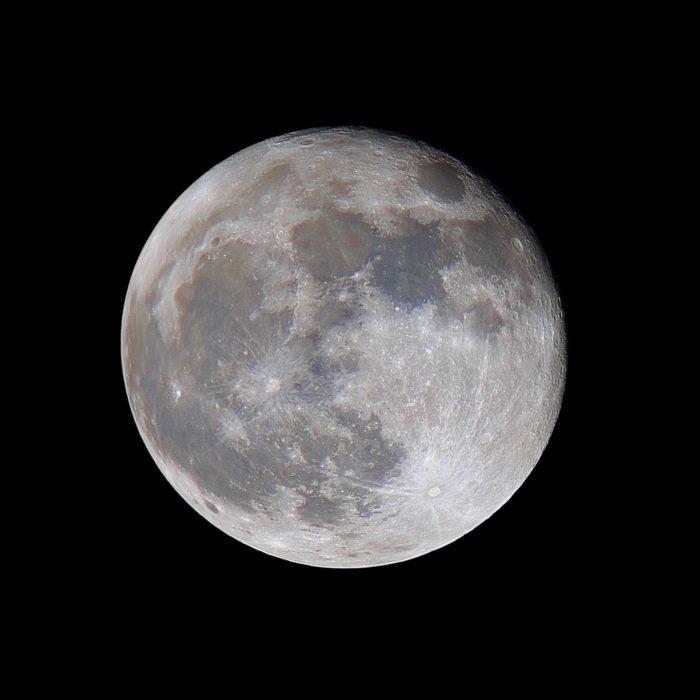 The Moon. shot with an Olympus OM-D EM-5 Mk ii with Olympus Zuiko OM 200 f/4 + 2x extender on fix tripod.
