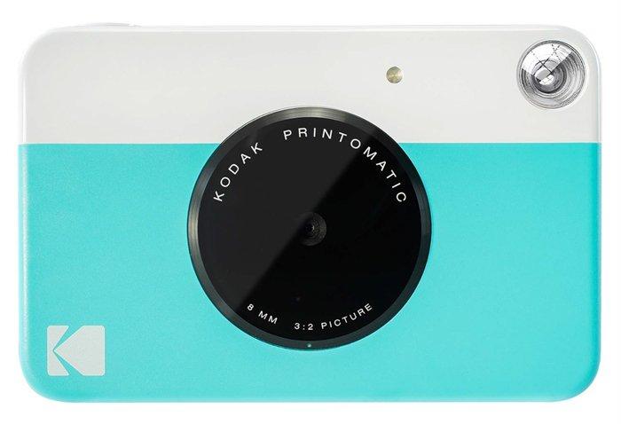 Picture of a Kodak Printomatic camera.