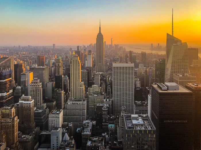A stunning cityscape shot from about - tips for shooting simple stock photos