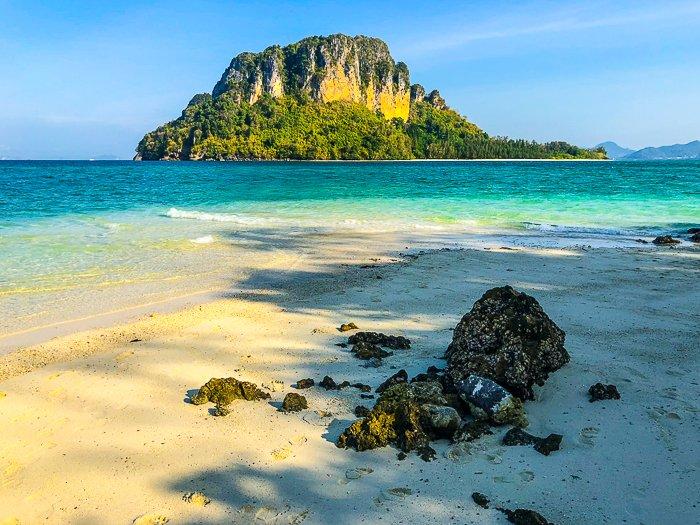 A stunning coastal seascape