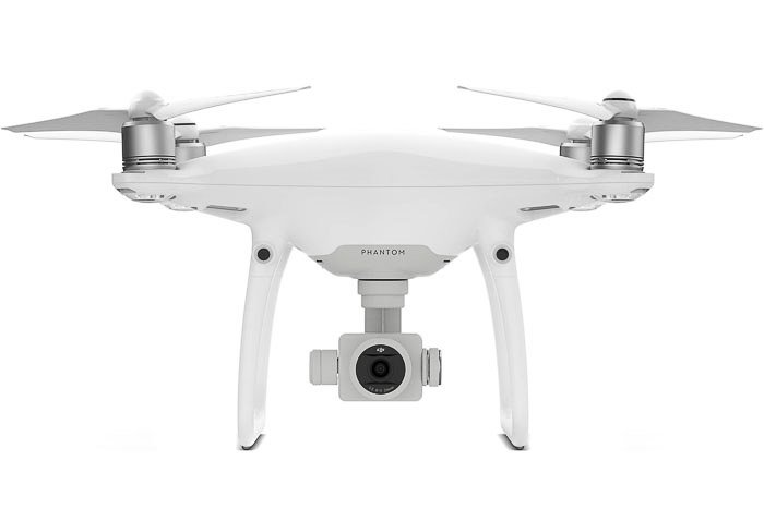 The DJI Phantom 4 -best drone for photography