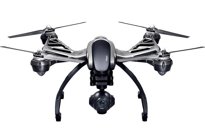 The Yuneec Typhoon Q500 best drone for photography