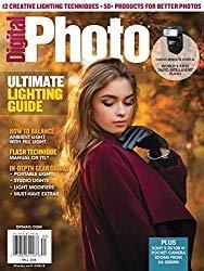 Digital Photo magazine cover , best photography magazines