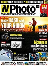 The cover of N-Photo magazine