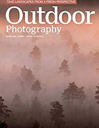 The front cover of outdoor photography magazines