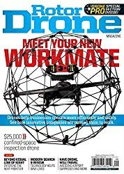 Rotor Drone, best aerial photography magazines