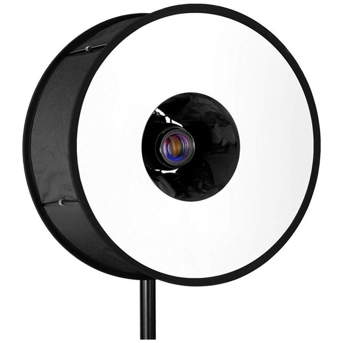 theRoundFlash Foldable Ring Flash Diffuser
