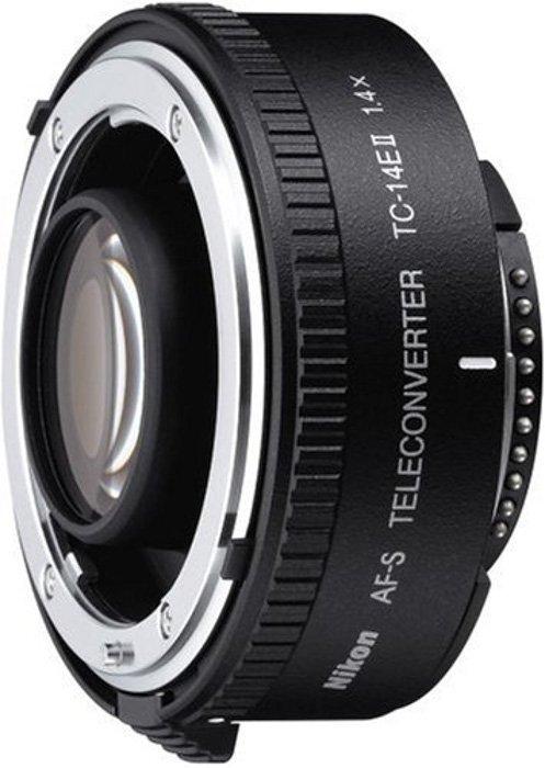 Nikon AF-S TC-14E II 1.4x - teleconverter