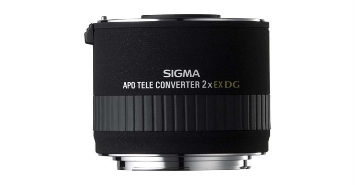 Sigma 2x EX DG - teleconverter