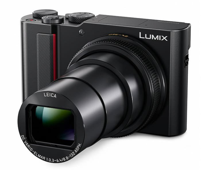 Panasonic TZ200 / SZ200 - best point and shoot cameras
