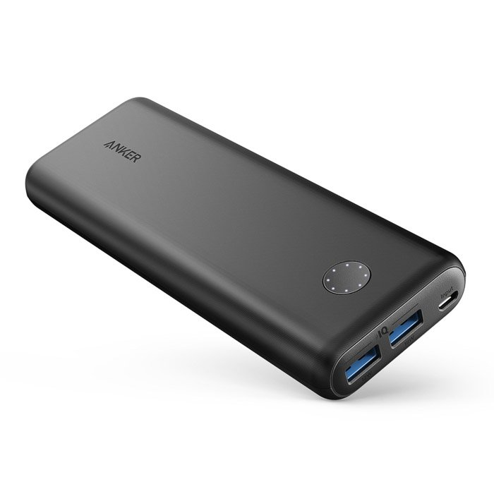 Anker PowerCore II 20000 for iPhone camera