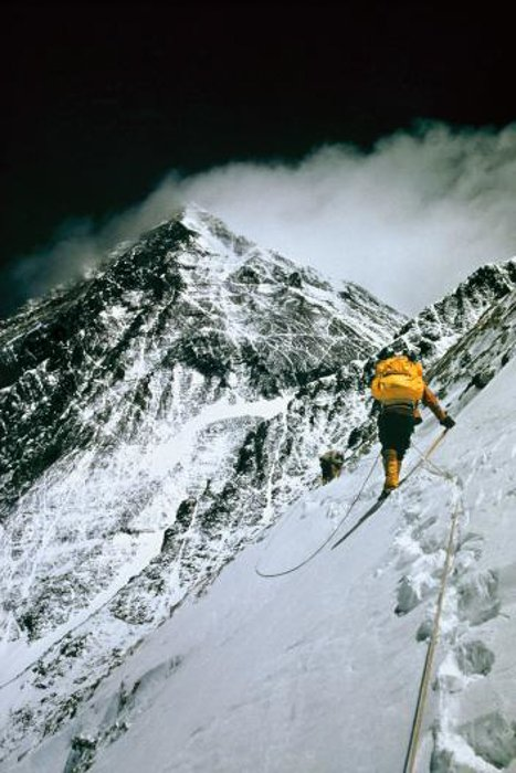 The First American Team Summited Mount Everest -Barry Bishop