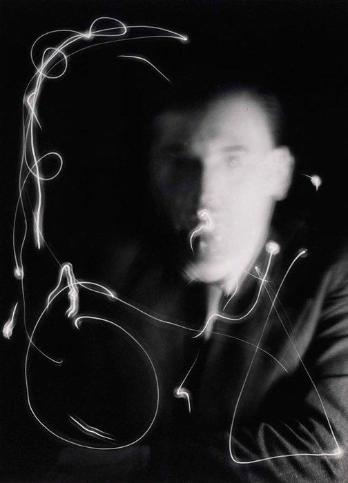 Light Play photo by Man Ray