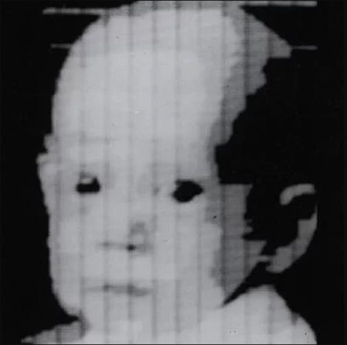 First Digital Image ever made by Russell Kirsch (1957)
