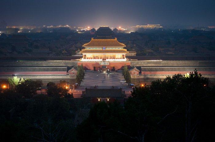 Forbidden City, Beijing,