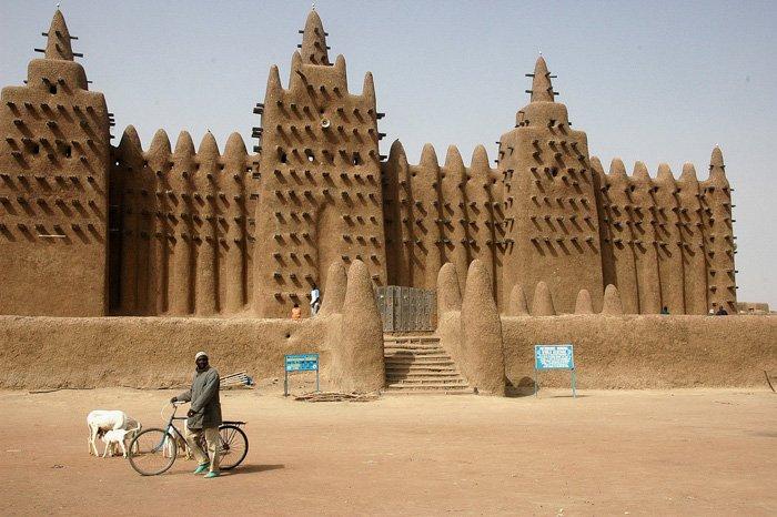 Great Mosque of Djenné, Djenné,