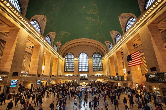 Grand Central Station - New York Photography spots