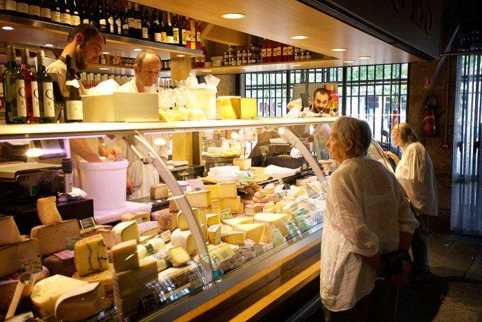 The Aligre Market in Paris