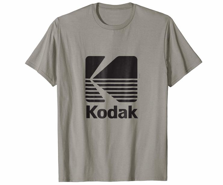 VintageKodak - cool t-shirt designs by Kodak