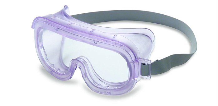 The Uvex S350 Classic Safety Goggles