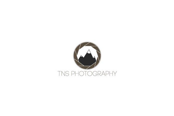 TNS Photography logo, created byDavy Vermote