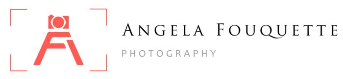 Angela Fouquette photography logo