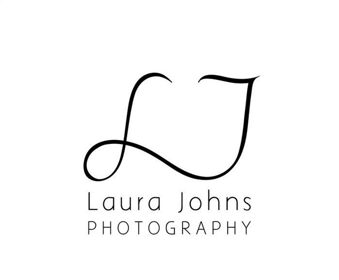 Laurea Johns' photography logo