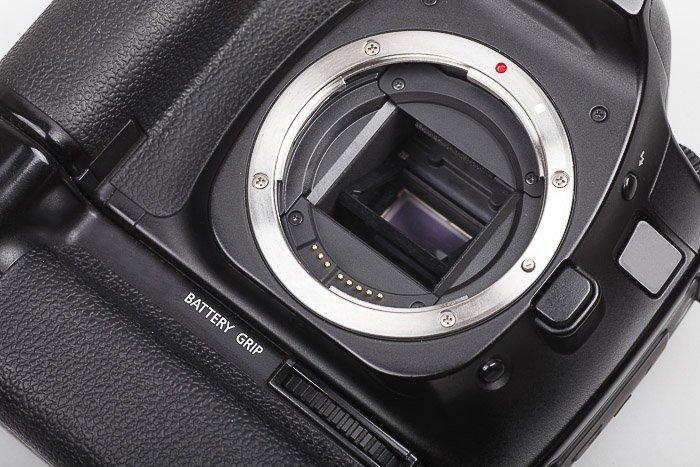 A close up of a camera sensor - how do cameras work