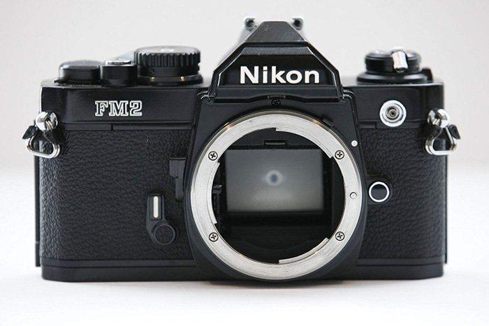 an image of the Nikon FM2