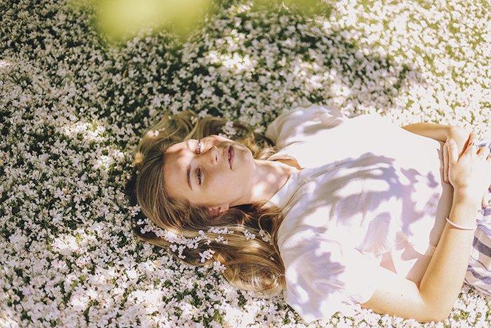 Dreamy fine art portrait photography by Josefine Hoestermann