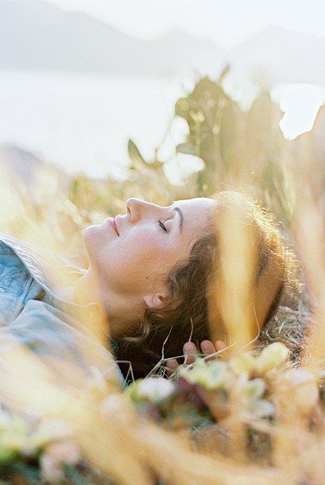 Dreamy fine art portrait photography by Sonya Khegay