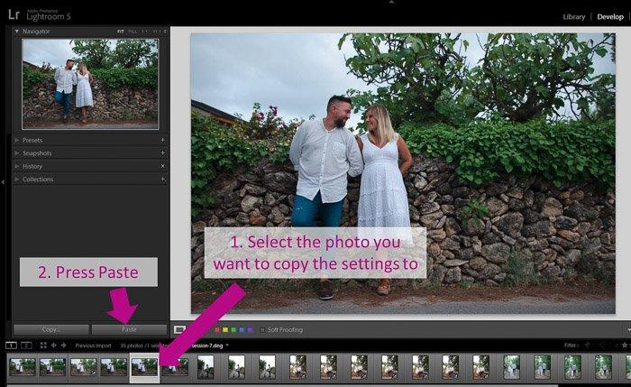 A screenshot showing how to batch edit