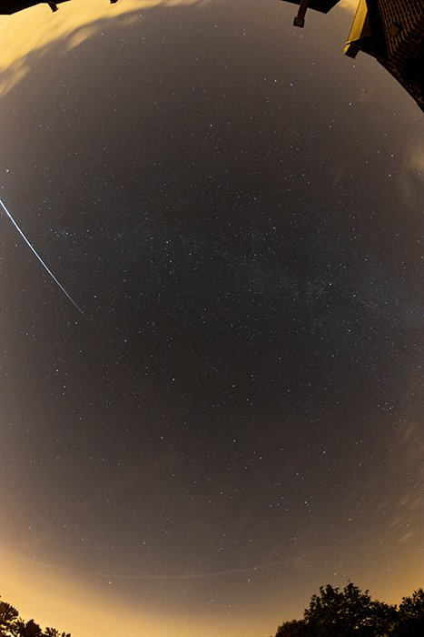 All sky photography. Image credit: how to photograph meteor showers