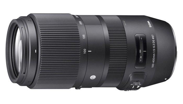 Tamron 100-400 mm VC - best nikon telephoto lens