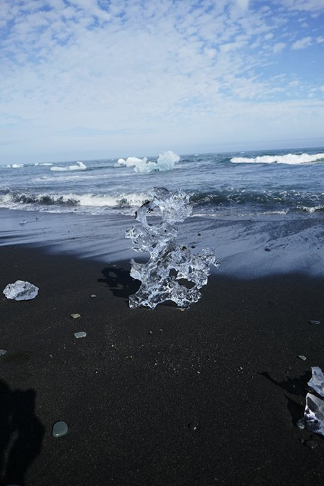 Diamond Beach - Iceland photos