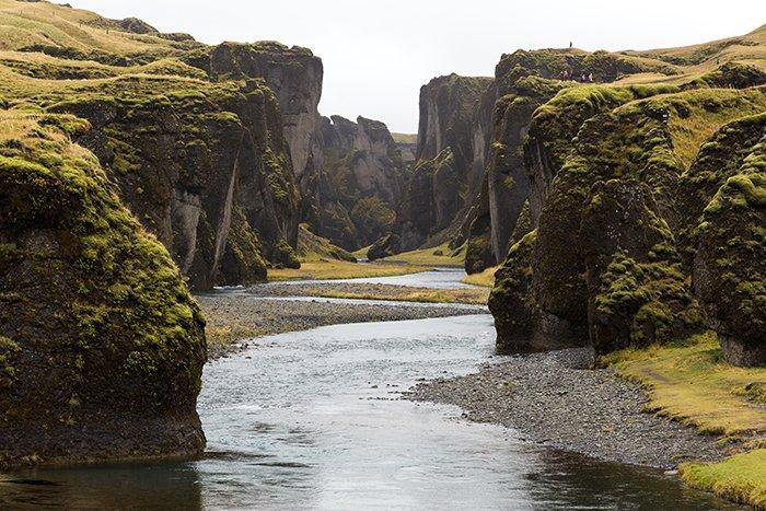 Fjaðrárgljúfur Canyon - Iceland photography