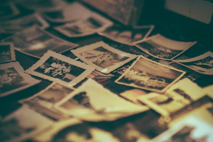 a still life of antiques black and white photos - vintage photography tips