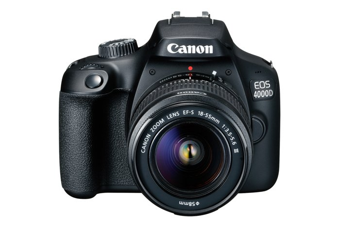Canon 4000D - best camera for beginners