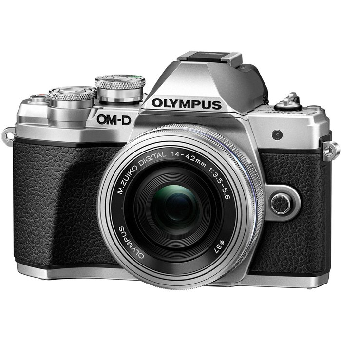 Olympus E-M10 Mark III - best camera for beginners