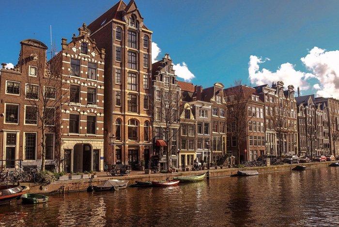 Foam photography museum - Amsterdam, The Netherlands.