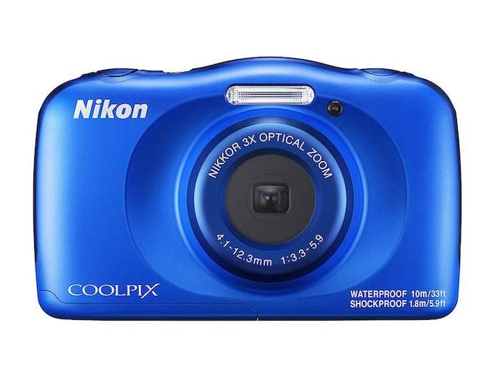 Nikon Coolpix W150 kids camera