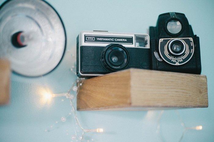 an old film camera - find camera manuals online