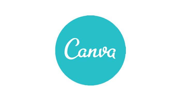 The Canva app icon