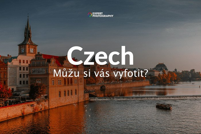 how to say can i take a picture in Czech
