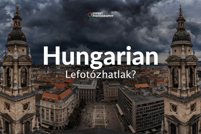 how to say can i take a picture in Hungarian