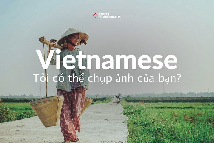 how to say can i take a picture in vietnamese